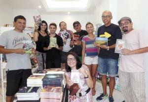 Feira de Autores da Mata Atlântica de Guarujá, até 8 de fevereiro