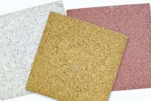 Matéria prima recebe pigmentos antes da fabricação