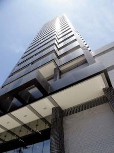 Legacy Tower: torre única tem localização privilegiada e adota o padrão dos melhores corporativos da capital