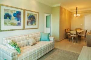 Apartamento decorado: sugestões funcionais e acessíveis