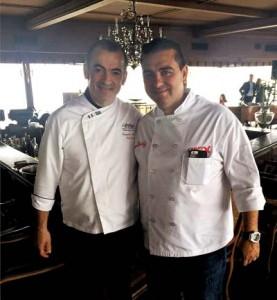 Pasquale Mancini e Buddy Valastro