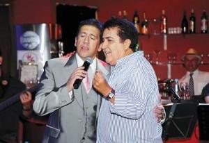 Encontro de Altemar Dutra Jr. e Angelo Máximo