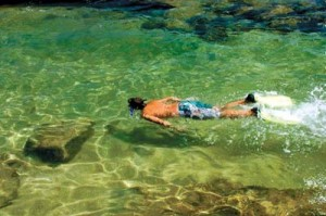Opções de esportes náuticos e mergulho